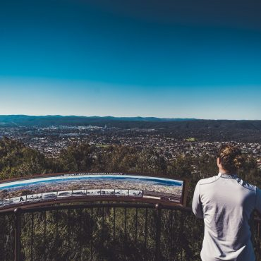 Mr Jerrabomberra Lookout